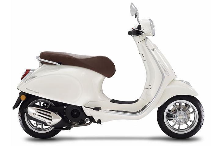 Vespa Primavera 125cc.