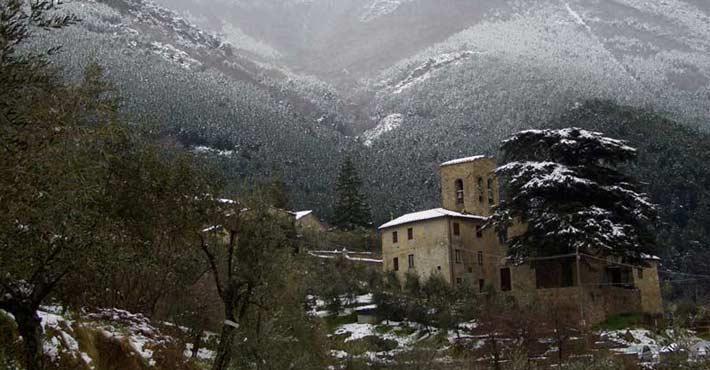 Tuscany wellness